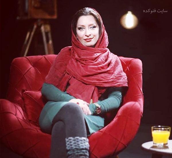 عکس های ماندانا سوری بازیگر قهوه تلخ