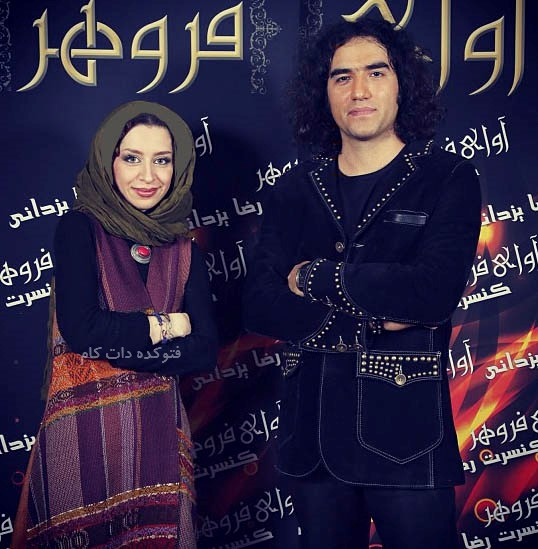 Mandana Soori و رضا یزدانی