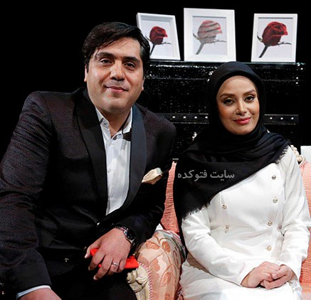 عکس صبا راد و همسرش مانی رهنما + بیوگرافی