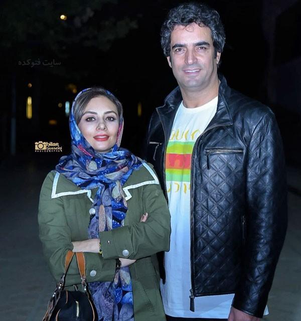 منوچهر هادی و همسرش یکتا ناصر + بیوگرافی کامل