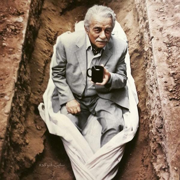 منوچهر نوذری کیست با عکس و زندگینامه کامل هنری شخصی