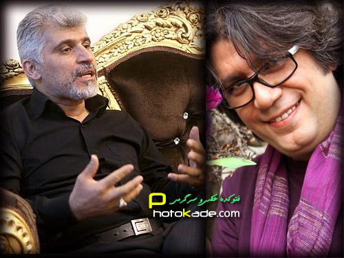 درگیری منصور پاشایی و رضا رشیدپور,مستند سیب مرتضی پاشایی