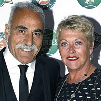 بیوگرافی منصور بهرامی و همسرش + زندگی شخصی و تنیس