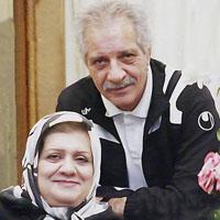 بیوگرافی منصور پورحیدری و همسرش فریده شجاعی + سرطان
