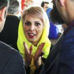 منصوره کریمی مجری شبکه من و تو در ایران دستگیر شد