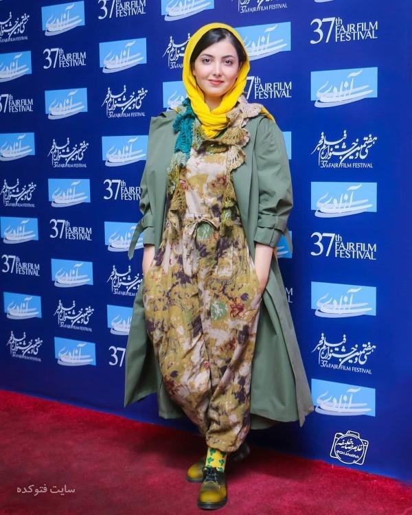 لباس جنجالی بازیگران زن جشنواره فجر 97