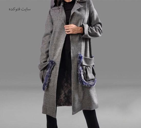 مدل جدید مانتو پاییزه 96 مزون های ایرانی