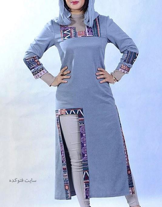 مدل مانتو برای عید 97