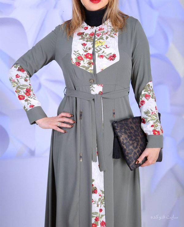 جدیدترین مدل های مانتو شیک عید 2018