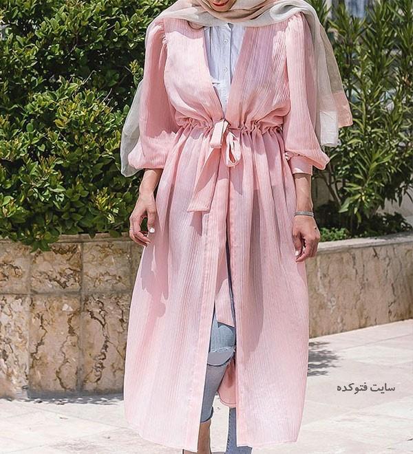 مدل های مانتو شیک تابستانی 2019