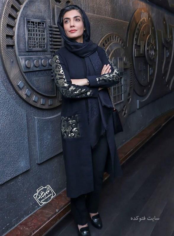 مدل مانتو لیلا زارع [بیوگرافی کامل]