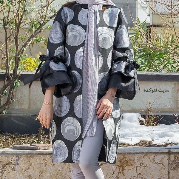 عکس مدل های مانتو عید نوروز سال 99