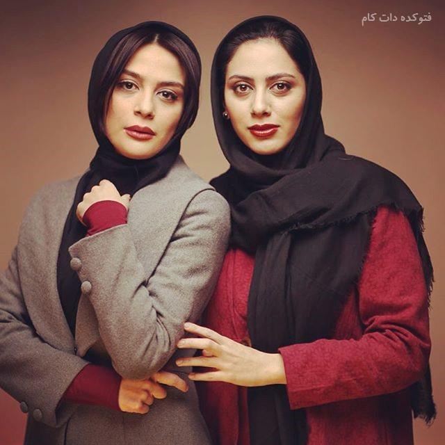 عکس مارال فرجاد در کنار خواهرش مونا فرجاد + بیوگرافی کامل