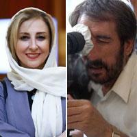 بیوگرافی مرجانه گلچین و همسرش کریم آتشی با علت طلاق