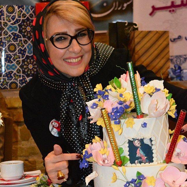 عکس و بیوگرافی مرجانه گلچین بازیگر زن