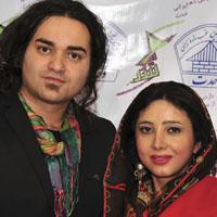 عکس و بیوگرافی مرجان سپهری و همسرش هادی فرشچی + زنگی شخصی