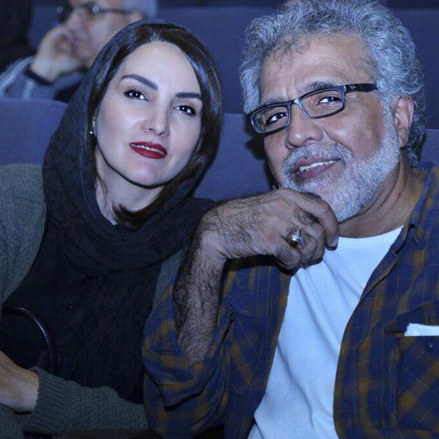 عکس و بیوگرافی مرجان شیرمحمدی و همسرش بهروز افخمی