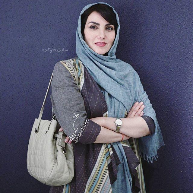 عکس و بیوگرافی مرجان شیرمحمدی