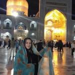 عکس های مریم امیرجلالی در ایران و خارج