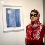 عکس های نمایشگاه نقاشی مریم حیدرزاده