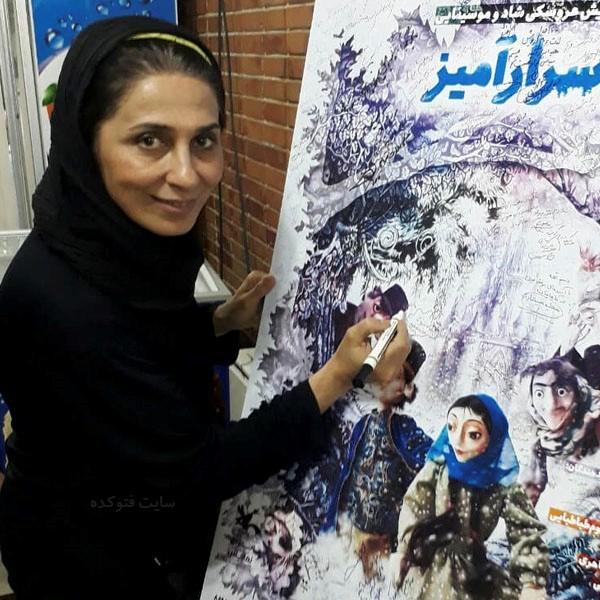 مریم کاظمی + علت دستگیری و بازداشت در زندان