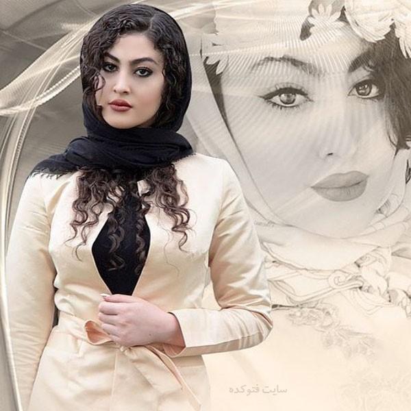 مریم مومن بازیگر زن کیست + عکس های شخصی و همسرش