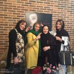 مریم سلطانی بازیگر زن آرایشگر شد