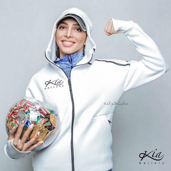 بیوگرافی مریم طوسی ورزشکار دونده ایرانی + بیوگرافی کامل