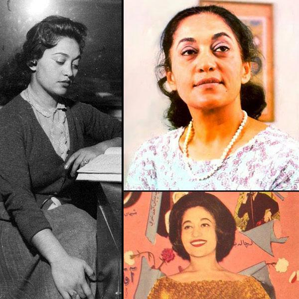 بیوگرافی مرضیه خواننده قدیمی ایرانی