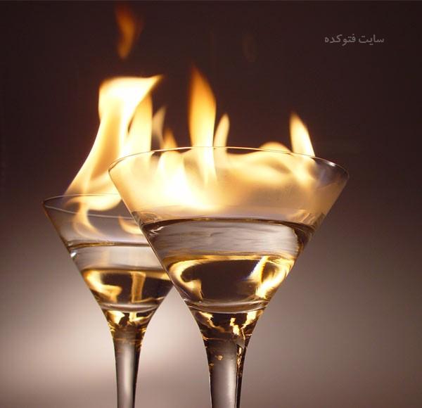 خطر مشروبات الکلی برای مردان و زنان چیست