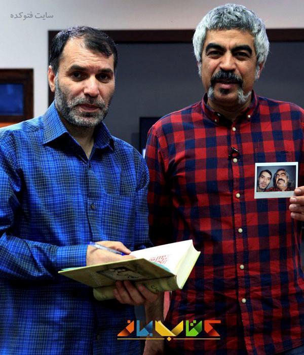 عکس های مسعود ده نمکی و سروش صحت + زندگی شخصی