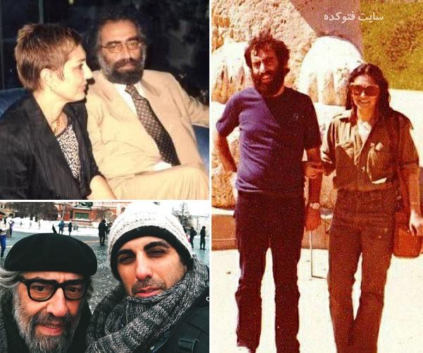 مسعود کیمیایی و هسمرش از گیتی پاشایی تا گوگوش