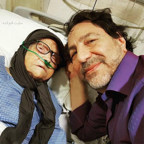 مسعود دلخواه و مادرش + بیوگرافی و زندگی شخصی