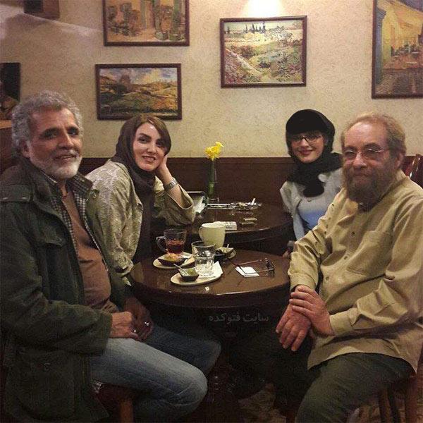 همسر مسعود فراستی + عکس لو رفته همسر دوم مسعود فراستی