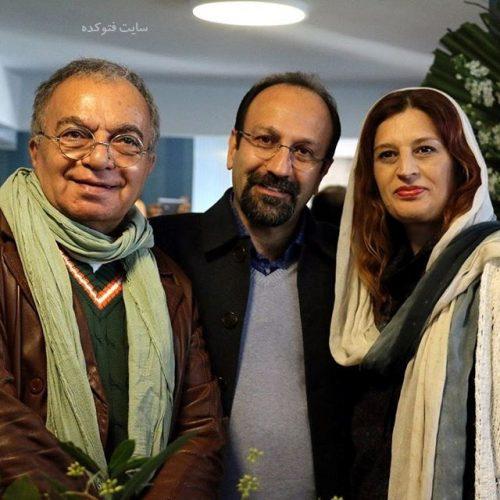 عکس مسعود فروتن در کنار اصغر فرهادی و همسرش + بیوگرافی کامل
