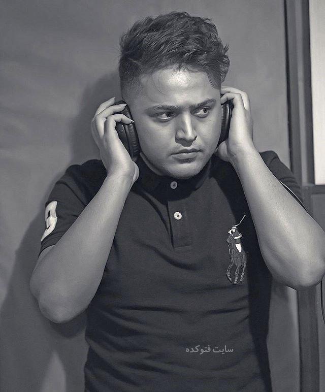 عکس و بیوگرافی مسعود جهانی