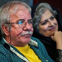 مسعود کرامتی و همسرش فرخنده شادمنش + بیوگرافی