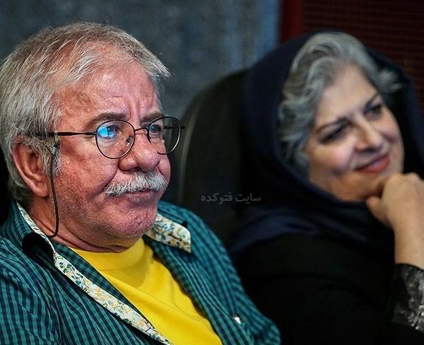 همسر مسعود کرامتی خانوم فرخنده شادمنش + بیوگرافی
