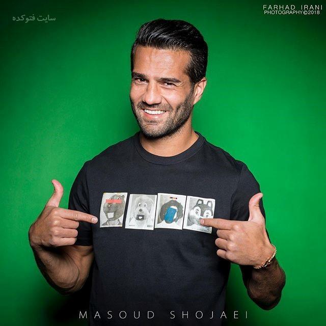 عکس های مسعود شجاعی + بیوگرافی کامل