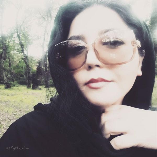 معصومه احمدزاده بازیگر کیست + زندگی شخصی با عکس