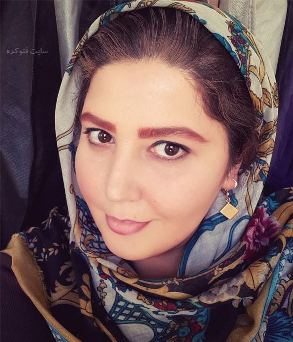 عکس و بیوگرافی معصومه احمدزاده