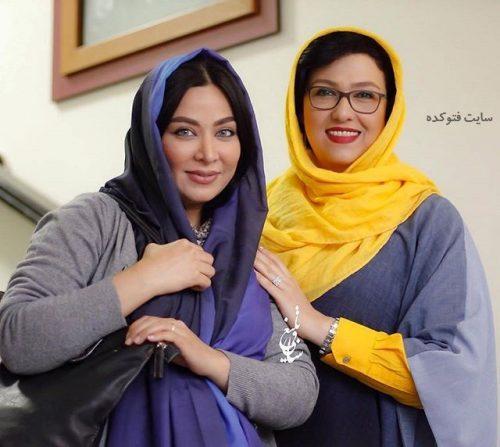 عکس معصومی کریمی و فقیهه سلطانی