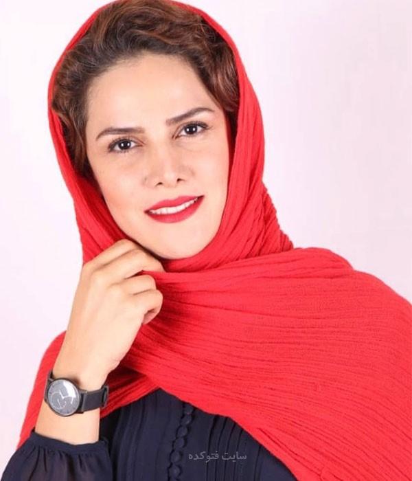 بیوگرافی معصومه رحمانی بازیگر زن