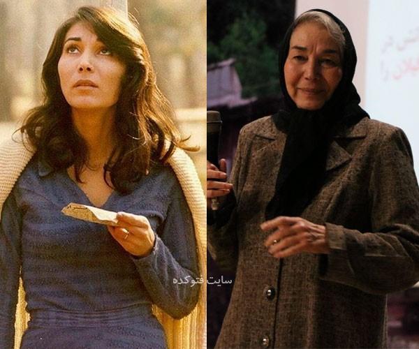 عکس های پروانه معصومی قبل و بعد از انقلاب + بیوگرافی