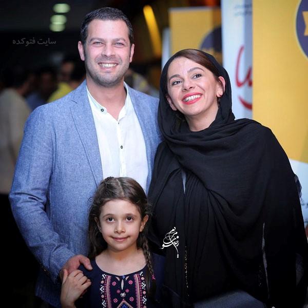 مستانه مهاجر و همسرش + زندگی و بیوگرافی