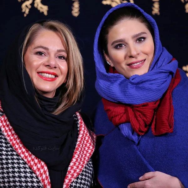 عکس های مستانه مهاجر و سحر دولتشاهی + بیوگرافی