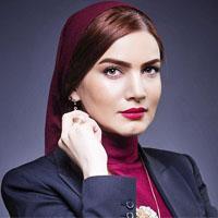 عکس متین ستوده بازیگر زن + بیوگرافی و زندگی شخصی