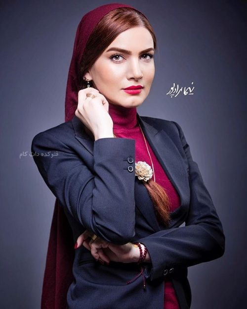 عکس خفن متین ستوده