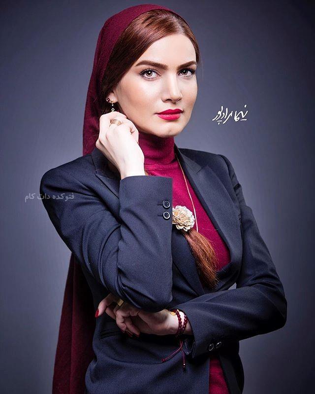 عکس خفن متین ستوده + زندگی و بازیگری