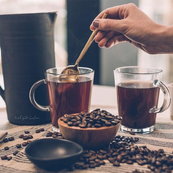مضرات قهوه قلب کبد و معده و مردان و زنان و کودکان